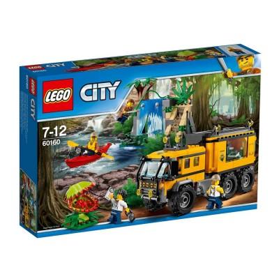 Lego ® le laboratoire mobile de la ju