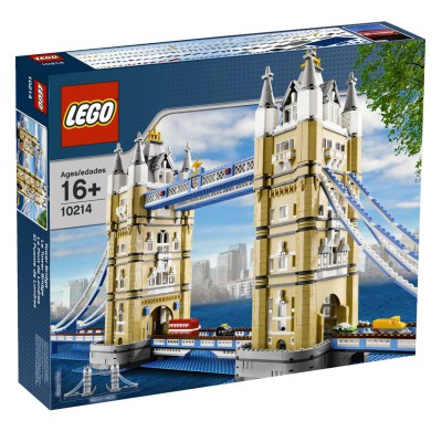 Lego ® lego 10214 expert : le tower bridge