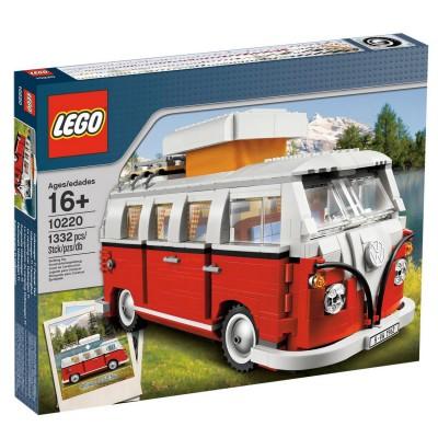 Lego ® lego 10220 expert : le camping-Car volkswagen t1