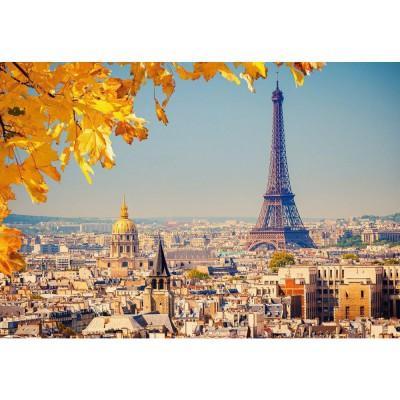 Castorland Puzzle 1000 pièces : paris en automne