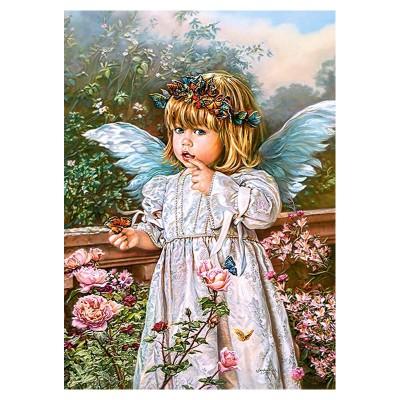 Castorland Puzzle 180 pièces : butterfly dreams