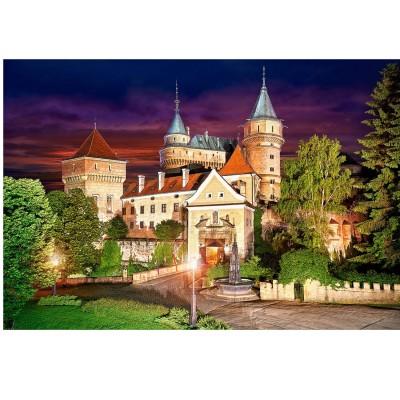 Castorland Puzzle 1000 pièces : château de bojnice, slovaquie