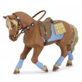 Papo Figurine cheval du jeune cavalier