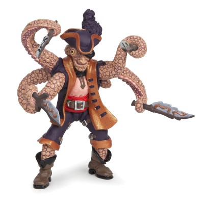 Papo Figurine pirate mutant pieuvre