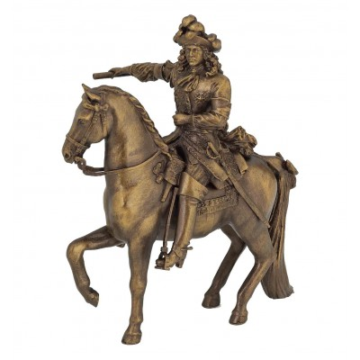 Papo Figurine Louis XIV et son cheval