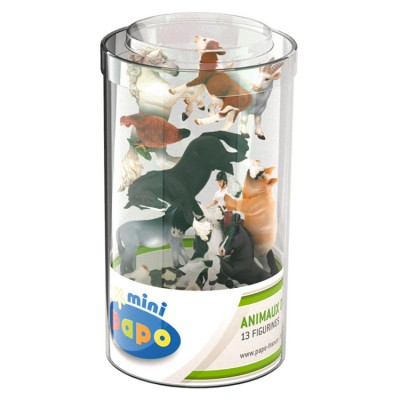 Papo Figurines La ferme : Mini tub's
