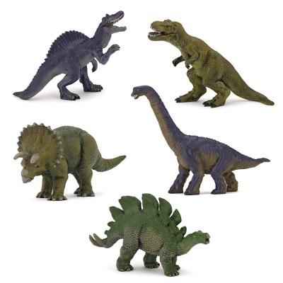 Papo Figurines dinosaures : Mini tub's