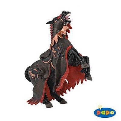 Papo Figurine Cheval du Prince des Ténèbres : Rouge