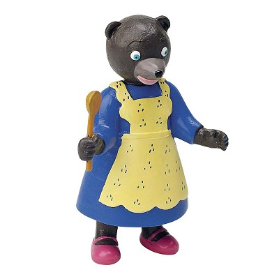 figurine maman petit ours brun papo magasin de jouets. Black Bedroom Furniture Sets. Home Design Ideas