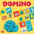 Djeco Domino : Animaux couleurs