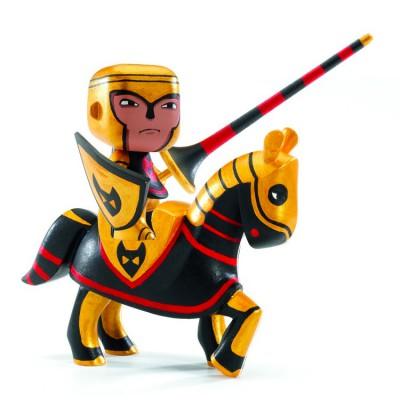 Djeco Figurine Arty Toys : Les chevaliers : Lord Neka