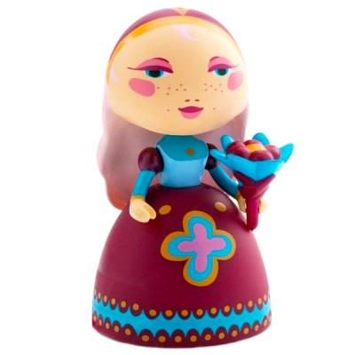 Djeco Figurine Arty Toys : Les princesses : Anouchka