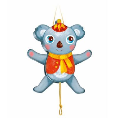 Djeco Pantin en bois : koala sacha