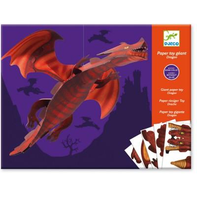 Djeco Paper Toy : Dagon géant