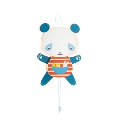 Djeco Pantin décoratif en bois : pandy