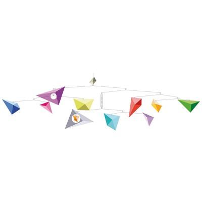 Djeco Mobile polypro : cerfs volants