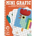 Djeco Mini Grafic : Coloriages pixel