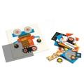 Djeco Kinoptik Robots