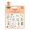 Djeco Mini-stickers : Mode