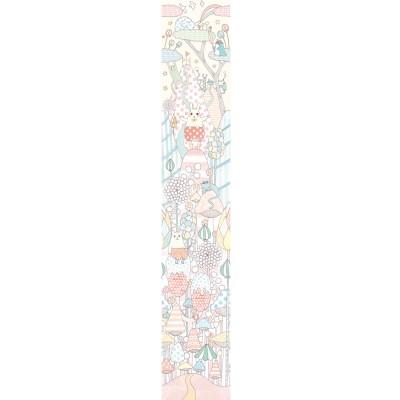 Djeco Lé de papier peint : le monde de yoko