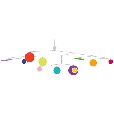 Djeco Mobile polypro : confetti