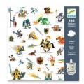 Djeco Stickers : Chevaliers