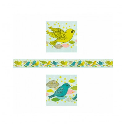 Djeco Masking tape : lovely paper - elodie nouhen