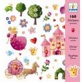 Djeco Stickers Princesse Marguerite