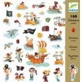 Djeco Stickers Pirates