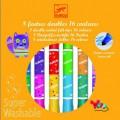 Djeco Crayons 8 feutres doubles lavables