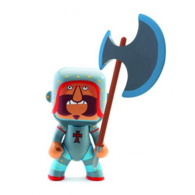 Djeco Figurine Arty Toys : Les chevaliers : Sir Gauvin