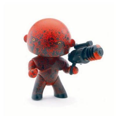 Djeco Figurine arty toys les super héros : magma