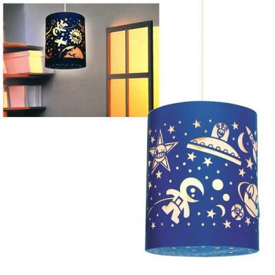 Djeco Plafonnier lanterne : dans l'espace