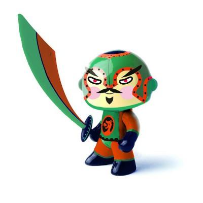 Djeco Figurine Arty Toys : Les chevaliers : Ninjo