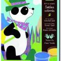 Djeco Sables colorés : Panda et ses copains