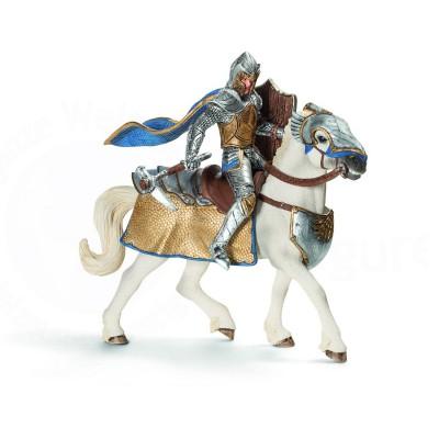 Schleich Chevalier griffon à cheval