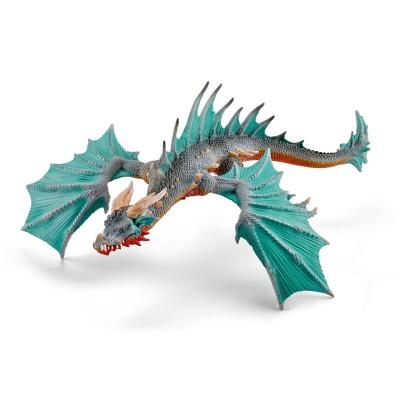 Schleich Figurine Dragon plongeur