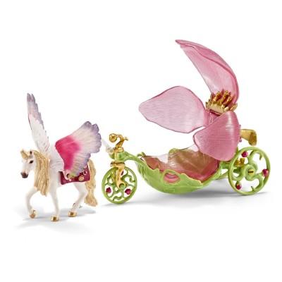 Schleich Somptueux carrosse d'elfe