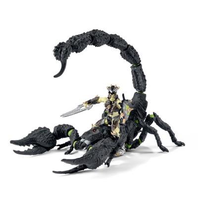 Schleich Figurine Xomoron le chevalier du Scorpion
