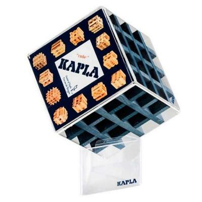 Kapla Kapla Cube 30 planchettes : Bleu foncé