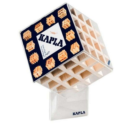 Kapla Kapla Cube 30 planchettes : Blanc