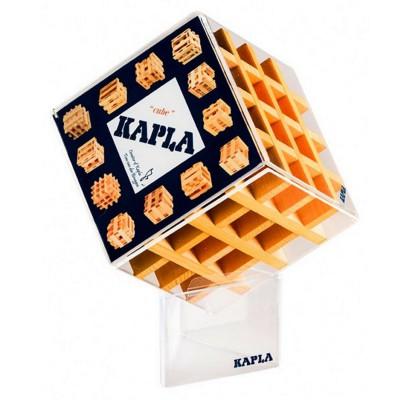 Kapla Kapla Cube 30 planchettes : Jaune