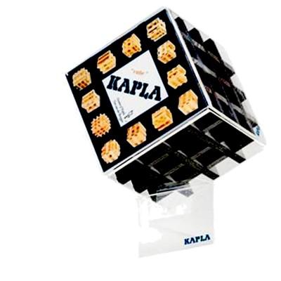 Kapla Kapla Cube 30 planchettes : Noir
