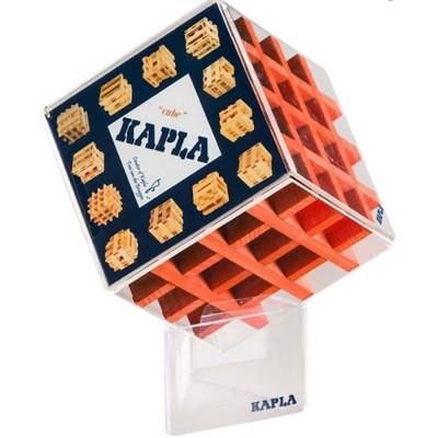Kapla Kapla Cube 30 planchettes : Orange