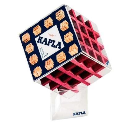 Kapla Kapla Cube 30 planchettes : Prune