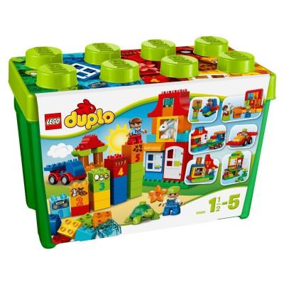 Duplo ® lego 10580 duplo : boîte amusante de luxe xl