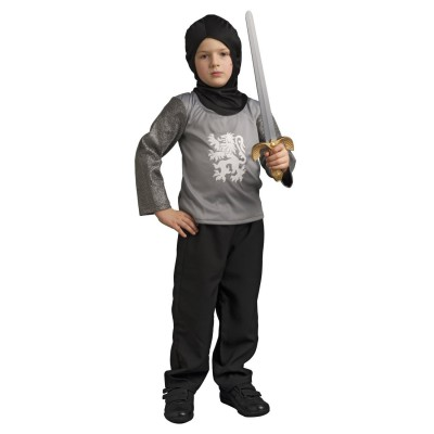 Caritan Déguisement Chevalier Lancelot (avec heaume et glaive) : 3/4 ans