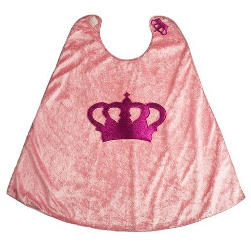 Caritan Cape de déguisement : princesse rose clair