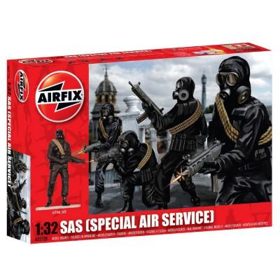 Airfix Figurines 2ème guerre mondiale : sas special air service
