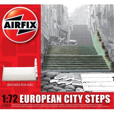 Airfix Maquette escaliers de ville européeenne
